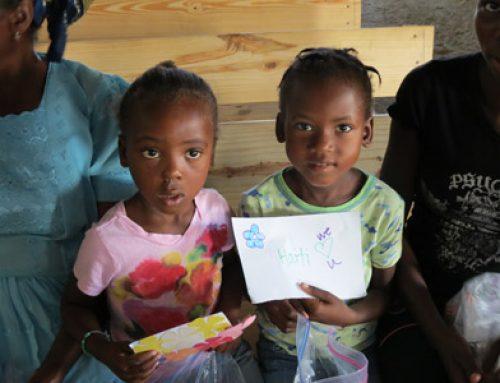 Haiti Mission Offering