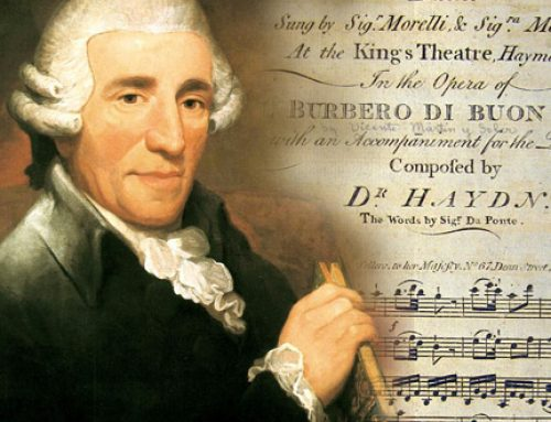 Music Sunday Preview: Haydn's Mass in B Flat