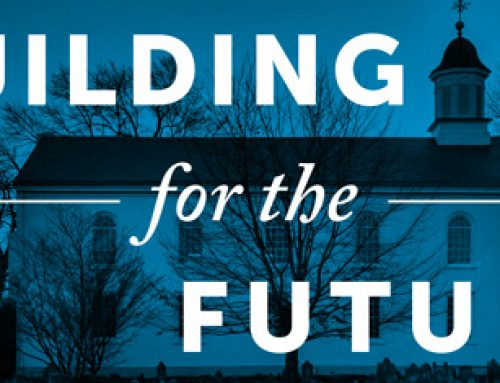 Please join us for a Building for the Future focus group!