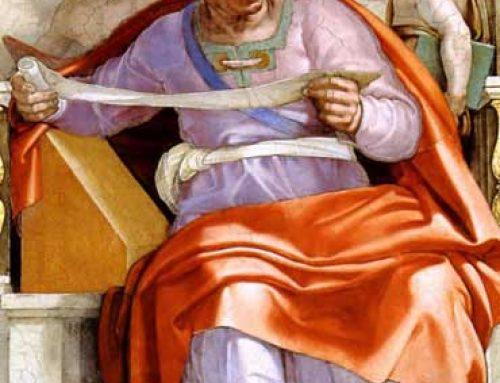 Bible Basics: The Prophets Still Speak