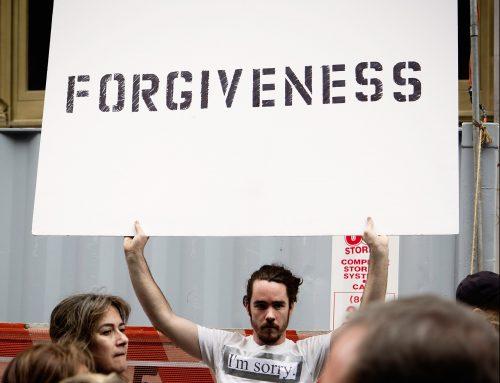 The Way of Forgiveness (Sermon Four)