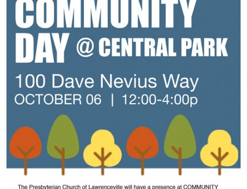Lawrence Community Day 2019