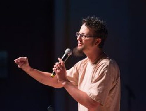 Shane Claiborne Faith and Justice Mini-Conference: November 17, 2019