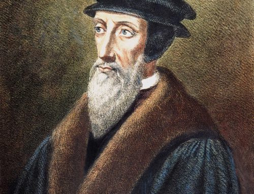 Sermon 4: John Calvin on Faith & Politics