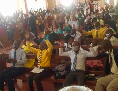 Harmony Ministries Churches Re-Open