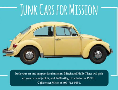 Junk Cars for Mission