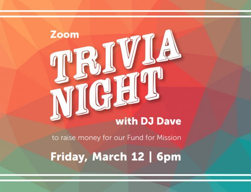 Zoom Trivia Night