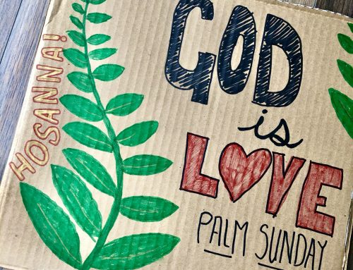 Palm Sunday Protest Videos